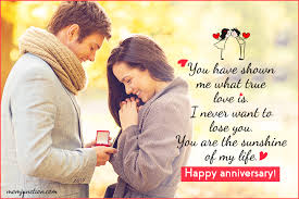 heartwarming wedding anniversary wishes for wife