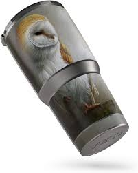 Amazon Com Barn Owl Protector Skin Sticker Compatible With Yeti Rambler 30oz Tumbler Ultra Thin Protective Vinyl Decal Wrap Cover
