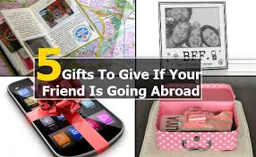 gifts for overseas friends