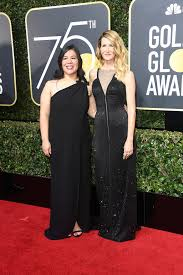 golden globes 2018 laura dern and