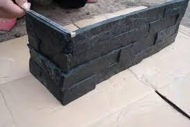 faux rock panels natural stone cladding
