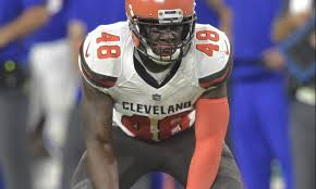 Adarius Taylor: what the Browns are getting in their new linebacker