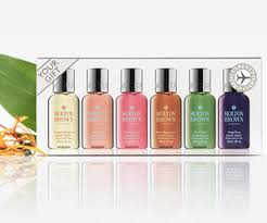 molton brown free 6 piece travel set
