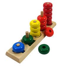 Đồ chơi cho bé 1 tuổi Archives - Oreka Montessori