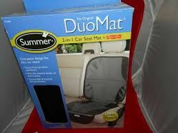 non skid car seat protector mat