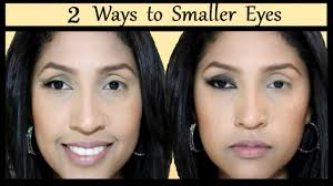 makeup tips for round eyes how to