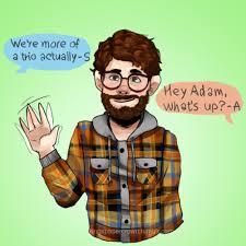 adam bianchi fanart | Tumblr