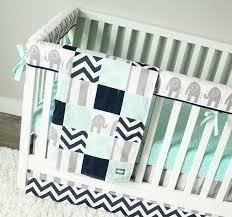 crib bedding set elephant nursery baby