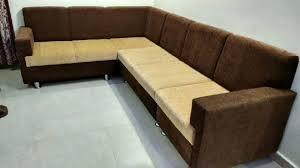designer l shape sofa set manufacturer