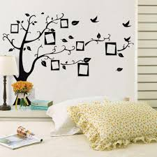 3d Wall Sticker Black Art Photo Frame Memory Tree Wall Stickers Home Decor Family Tree Wall Decal Removable Wallpaper Mayitr Cloud Wall Decals Cloud Wall Stickers From Honey Home 5 23 Dhgate Com