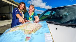 Pen pals meet after 35 years, embark on Tasmanian adventure | The ...