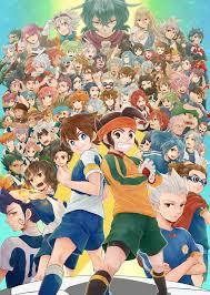 Inazuma Eleven, Inazuma Eleven GO Chrono Stone, Inazuma Eleven GO ...