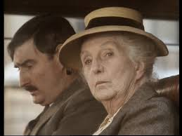 """Mark Fowler on Twitter: """"It Takes A Worried Man...birthday boy Peter Tilbury  with Joan Hickson in Nemesis. @JoanHicksonFans… """""""