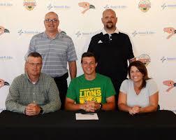 Augusta's Becker signs with Missouri Southern - Sports - Butler County  Times Gazette - El Dorado, KS
