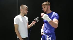 Interview with Aaron Kennedy at IMMAF World Championships - Day 2 - YouTube