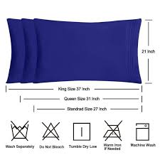 what size is a king size pillow case