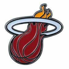 Miami Heat Sports Fan Decals For Sale Ebay