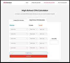best high gpa calculator