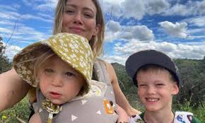 Hilary Duff sparks reaction after sharing surprise baby news with ...