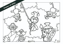Kleurplaat Efteling Jokie Animaatjes Nl