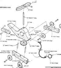 wooden toy woodcraft plans at allcrafts net