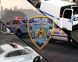 New York Police Department Skin Pack Fedsig Vector Light Fix Realistic Nyc Licence Plates Custom Made Bumperstickers 4k Resolution Vehicle Textures Lcpdfr Com