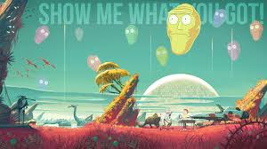 rick and morty wallpapers the best 75