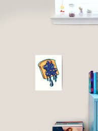 Space Jam Art Print By Satine747 Redbubble