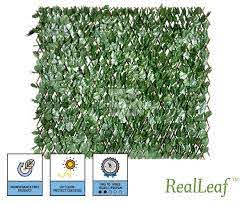 Natrahedge Expandable Faux Ivy Privacy Fence