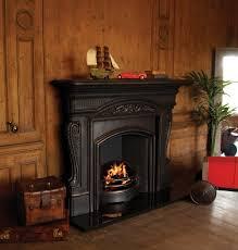 cast iron fireplace inserts pendragon