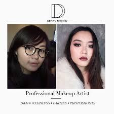 makeup artist d d prom photoshoot