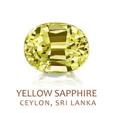 yellow sapphire pukhraj stone at best