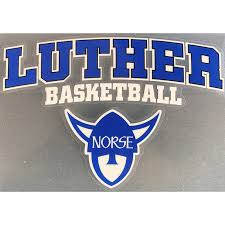 Basketball Decal Luther Book Shop