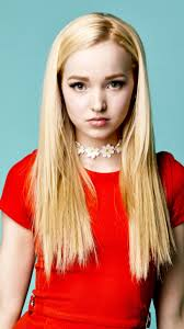 dove cameron long hair