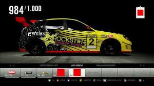 Forza 4 Speed Art Subaru Impreza Rockstar Youtube