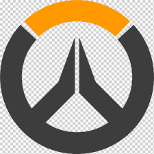 Overwatch Logo Playstation 4 Decal Anarchy Angle Trademark Triangle Png Klipartz