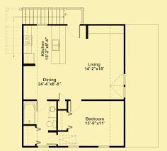 upper level floor plans for garage with
