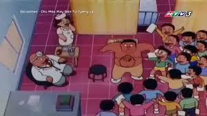 Phim hoạt hình Doremon Lồng tiếng HTV3 || Tập Phim: CON MUỖI HÚT TRÍ NHỚ JA  - video dailymotion