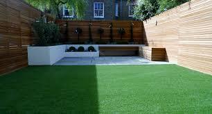 Low Modern Garden Fence Home Designs Inspiration
