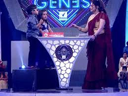 Lisha: Genes: Child actor Lisha imitates Priya Raman from Sembaruthi -  Times of India