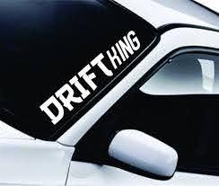 Drift King Car Decal Vinyl Sticker Archives Midweek Com
