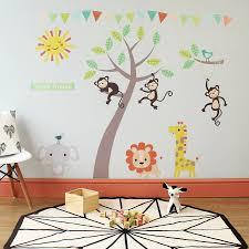 Hilarious Family Tree Wall Sticker Furnithom