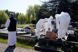 Europa ultrapassa 1 milhão de infectados e 100 mil mortes por ...