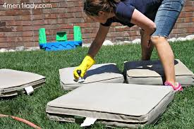 how to clean outdoor patio cushions a