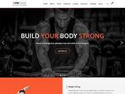wordpress fitness themes 2020 for gyms