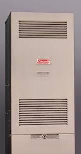 door for coleman evcon heating air