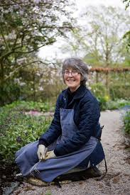 Wendy Perry Portrait - Bosvigo Gardens