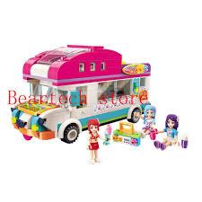 Bộ đồ chơi Lego hình ngôi nhà di động độc đáo dành cho các bé gái tự lắp  ráp tại nhà giảm chỉ còn 259,000 đ