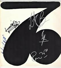 geils band group signed al todd