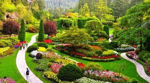 butchart gardens tour overnight